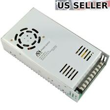 ABI 12V 30A 360W DC Power Supply Indoor Driver for LED Light Strips and More