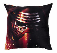 STAR WARS EPISODE 7 THE FORCE AWAKENS SQUARE CUSHION PILLOW KIDS BEDROOM
