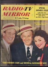 Radio TV Mirror May 1953 Lucille Ball Jackie Gleason Arthur Godfrey Bert Parks