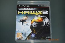 Tom Clancy's H.A.W.X 2 PS3 Playstation 3 HAWX ** FREE UK LIVRAISON **