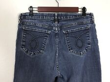 NYDJ NOT YOUR DAUGHTERS JEANS Womens 14P (30x25) Boot Cut Dark Wash Bootcut