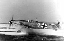 8x6 Gloss Photo ww4FF0 World War 2 Pictures Me 109 304