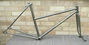 "Higgins Ultralite, 19 1/4"" mixte frame, vintage cycling"