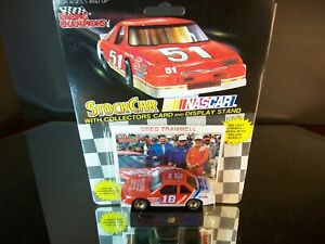 Greg Trammell #18 Melling Automotive Products Bill Elliott Ford 1992 No Straps
