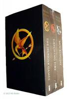 Hunger Games Trilogy Books X 3 Set Collection Pack By Suzanne Collins New