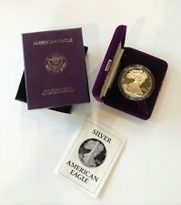 1987 S American Eagle Silver Proof Dollar Coin $1 US PROOF