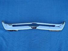 1968-9 FORD FAIRLANE/TORINO FRONT BUMPER TRIPLE CHROME SHOW QUALITY