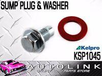 KELPRO KSP1045 GUIDE POINT ENGINE OIL DRAIN SUMP PLUG M14x1.5 OR 14mm-1.5