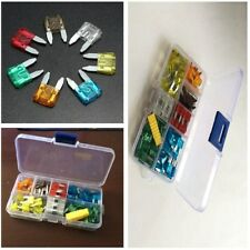 120pcs Mix Assorted Kit 5/7.5/10/15/20/25/30 AMP Fuse for Car Truck Industry