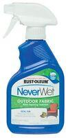 Rustoleum Neverwet Outdoor Fabric Water Repellent Treatment 11 oz 278146