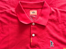Nike The Golf Slim Polo Shirt Red 2020. UK Size Large. Brand New. Rrp £65