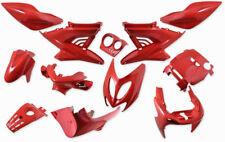 Carenatura Set 12 Parti di Rosso per Yamaha Aerox MBK nitro