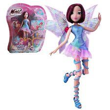 Winx Club - Mythix Fairy - Tecna Bambola 28cm con scettro Mythix