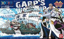 Bandai ONE PIECE Grand Collection Garp's War Ship Plastic Model kit Japan
