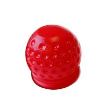 Abdeckkappe Golfball rot Anhängerkupplung Schutz Kugel 344167