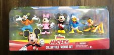 New Disney Junior Mickey Collectible Friends Set