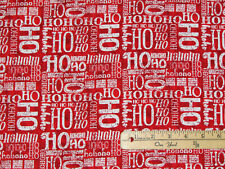 Cotton Fabric Henry Glass Plain and Fancy Red By 1//2 Yard