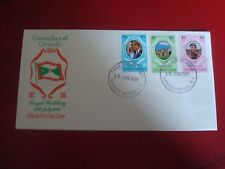 GRENADA/GRENADINES - 1981 ROYAL WEDDING - FIRST DAY COVER - EXCELLENT CONDITION