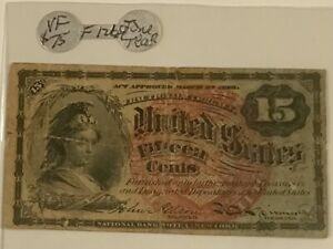 FRACTIONAL CURRENCY  25c  F-1269  GREEN BACK   ON SALE!!