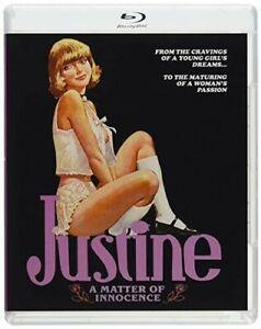 Justine: A Matter of Innocence [Blu-ray], New DVD, Vanessa del Rio, Roberta Find