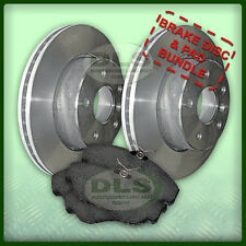 RANGE ROVER P38 - Front Brake Disc and Pad Set (DLS413)