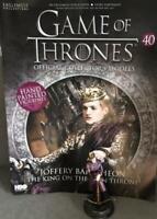 Game Of Thrones GOT Official Collectors Models #40 Joffrey Baratheon Figurine