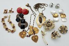Signed Jewelry Lot MK266