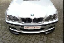 BMW E46 CSL Style Flaps ABS Flaps Splitter Ecken M-Technik II Paket 2 TÜV