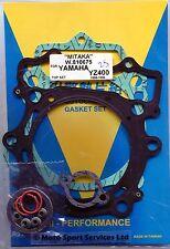 Top End Gasket Set Yamaha YZ400F YZF 400 1998-1999 WR MItaka
