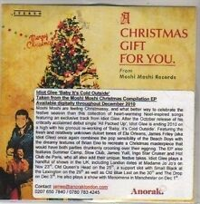 (CB693) Idiot Glee, Baby It's Cold Outside - 2010 DJ CD