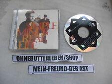 CD Pop Simple Minds - Real Life (13 Song) VIRGIN / DISKY REC
