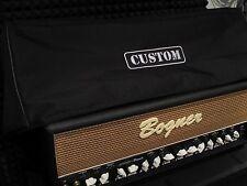 Custom padded cover for BOGNER Ecstasy XTC Xtasy 20th Anniversary head amp
