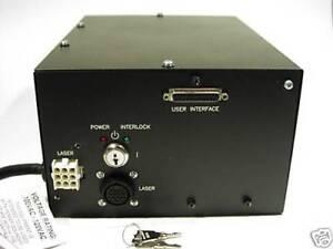 New JDS Uniphase Argon Laser Power Supply 100 - 120 VAC model 2111A