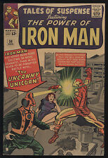 Tales Of Suspense (1959) #56 1st Print 1st App Unicorn Jack Kirby Cover Fine