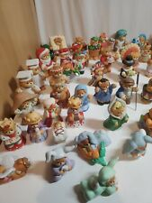 Huge Lot of 116 Enesco Lucy & Me (Lucy Riggs) � Bears Assorted Early 80s to 90s