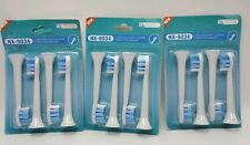Lot 3 Generic Sonicare Replacement Brush Heads Compatible HX 9034