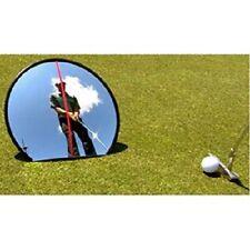 Eyeline Golf Edge 360 Degree Mirror, Practice Aid