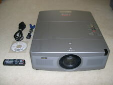 Eiki LC-WGC500A HDMI Pro LCD Projector Data/Video/HD-Ready. Badged Sanyo WTC500L
