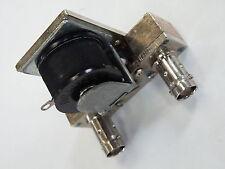 Toyo Tsusho CX-540D BNC RF Coaxial Relay 12Vdc SP Change Over. Imp. 50 ohms EH04
