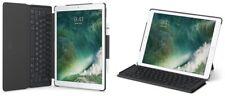 """Тонкий комбинированный Logitech чехол, умный разъем клавиатура с подсветкой iPad Pro 12.9"""" 2nd Gen"""