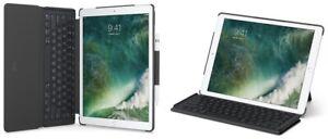 """Logitech Slim Combo Case Smart Connector Backlit Keyboard iPad Pro 12.9"""" 2nd Gen"""