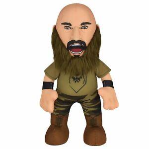 "WWE Braun Strowman 10"" Plush Figure - Bleacher Creatures Superstar"
