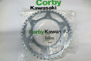 KAWASAKI KX500 GENUINE REAR SPROCKET STEEL 47T 42041-1382