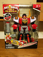 "Power Rangers Super Samurai DX ""Bull Megazord"""