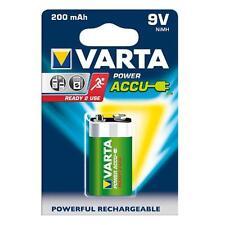 Pile batterie 9V / E Block Varta Power Accu Varta 56722 1x