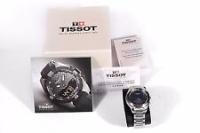 Tissot Ladies Watch T-Touch Solar Mother of Pearl Dial T0752201110101