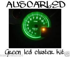 HOLDEN JACKAROO 1994-1998 Bright Green LED Dash Cluster Light Kit