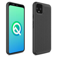 For Google Pixel 4 XL Case Shockproof TPU Dual Layer Armor Hybrid Phone Cover