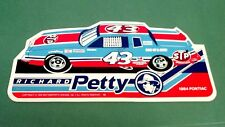 Richard Petty, STP, 43, GOODYEAR, SON OF A GUN!, 1984 PONTIAC, PETTY, CHAMPION