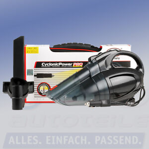 heyner CyclonicPower PRO Premium Zentrifugal-Staubsauger 12V 138 W
